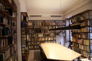 Biblioteca Fundaciones l'Iber