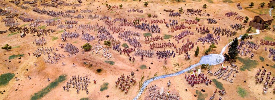 Batalla-de-Almansa-flanco-izquierdo
