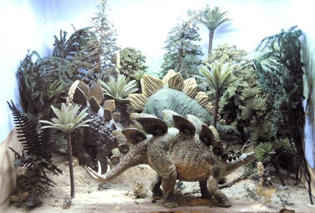 Estegosaurios