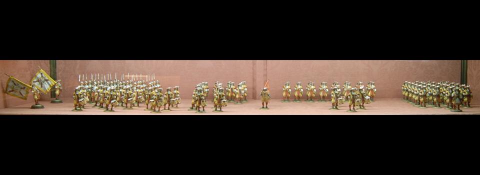 Guardia-real-de-Carlos-II