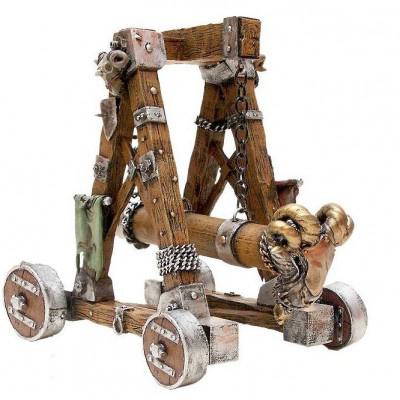 Le machine du guerre. Plastoy
