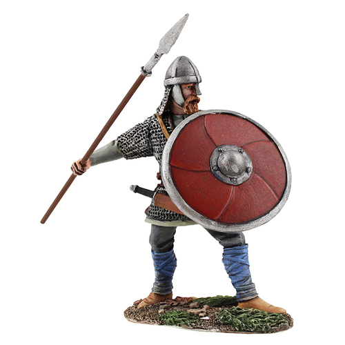 Saxon Warrior Shield Wall Defender nº 2