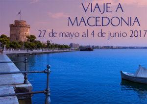 2o Viaje a Macedonia