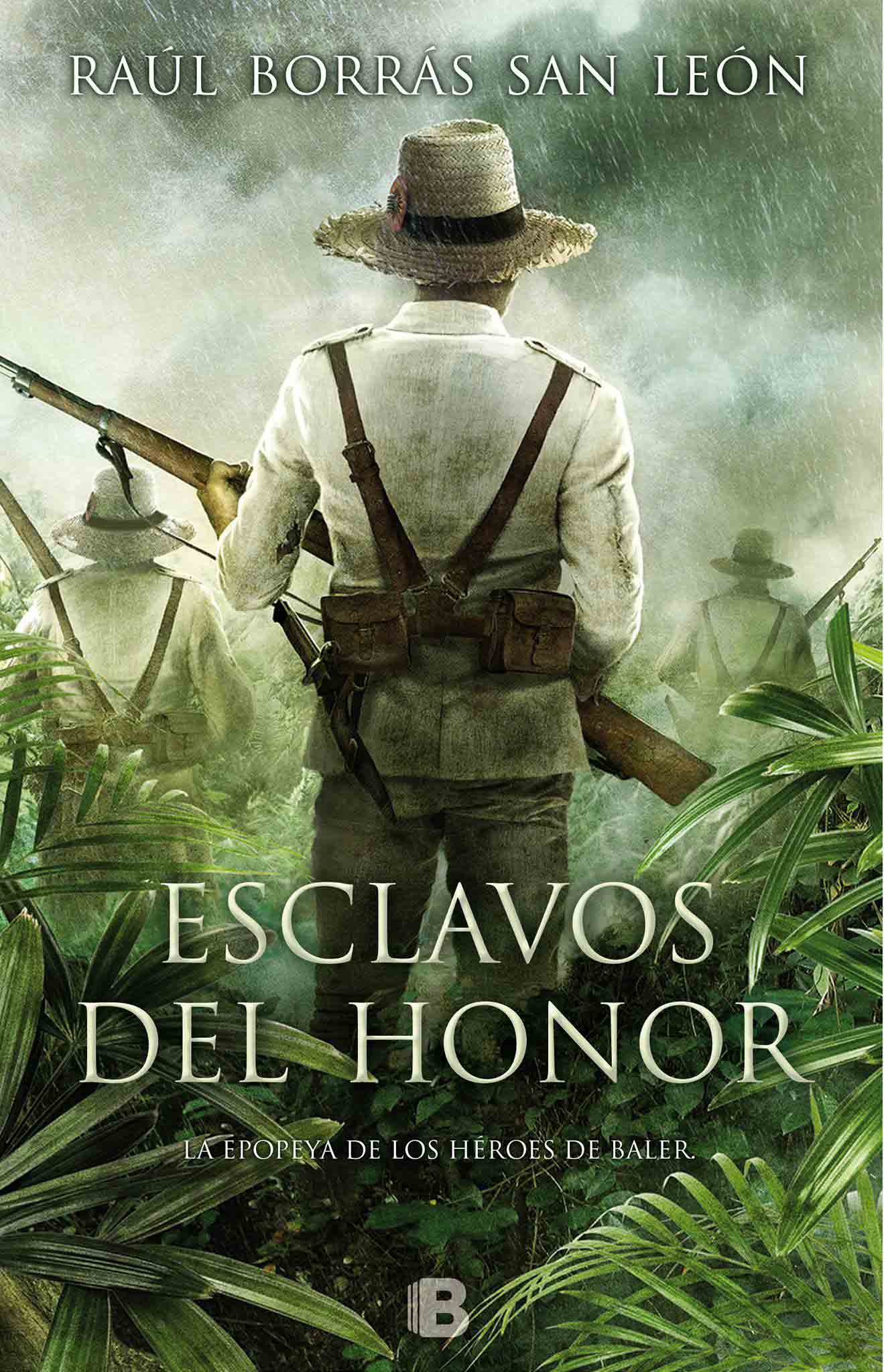 """Presentación de la novela """"Esclavos del honor"""" de Raúl Borras"""