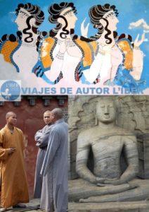 viajes primavera 2018 Creta, Sri Lanka, China