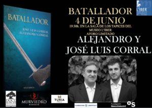 Alejandro y Jose Luis Corral