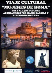 Viaje cultural roma liber