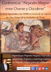 Conferencia Alejandro Magno