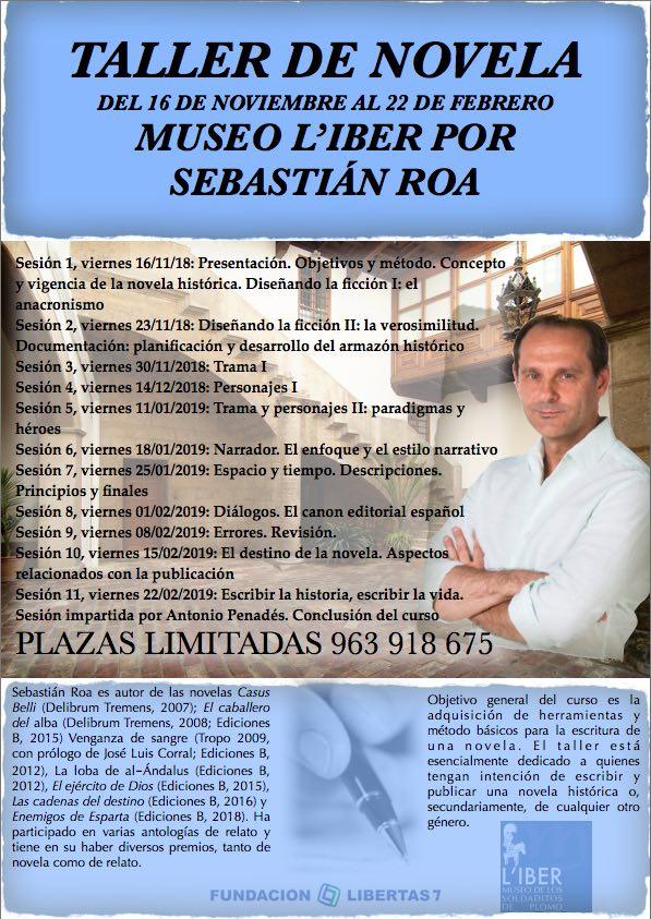 taller de novela S.Roa
