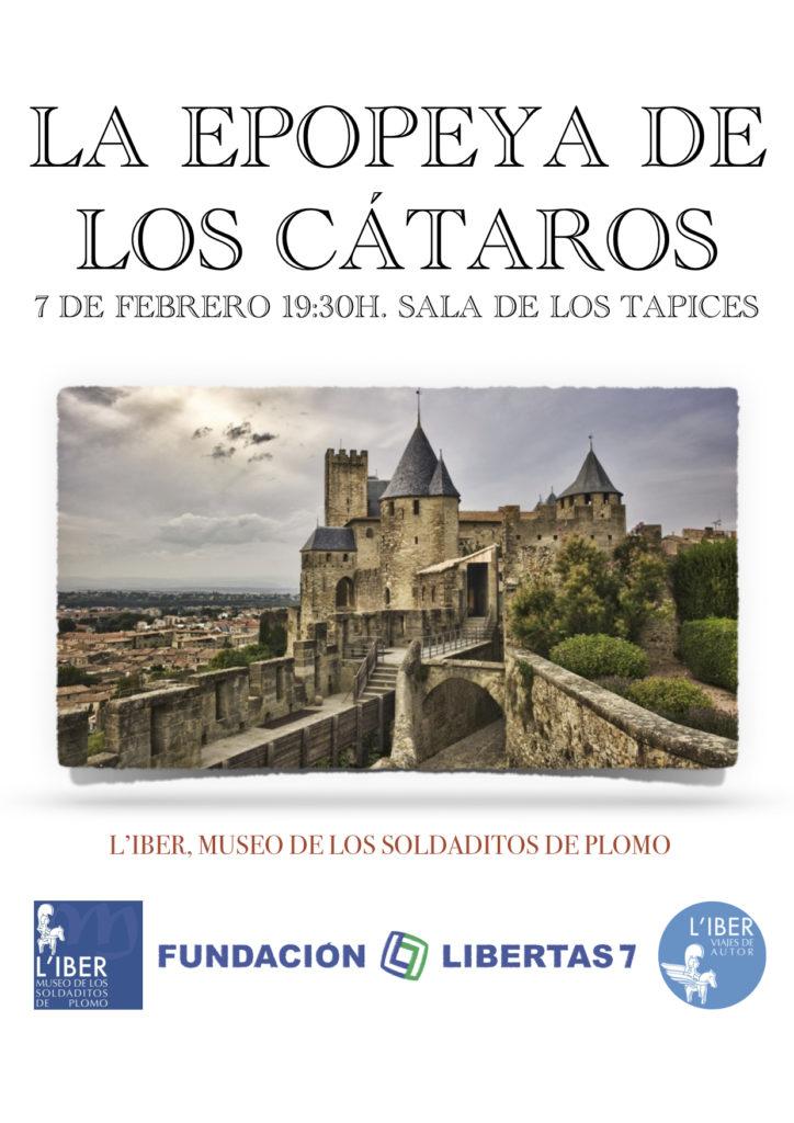 Epopeya de los cátaros en L'Iber, museo de los soldaditos de plomo