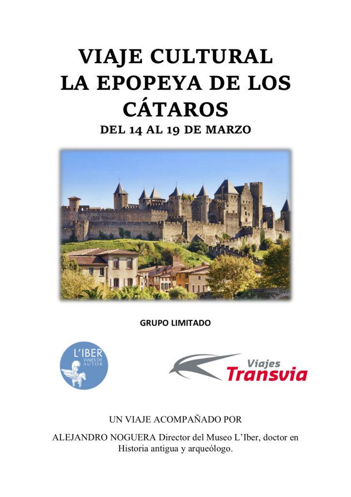 Viaje cultural la epopeya de los cátaros de L'Iber viajes de Autor