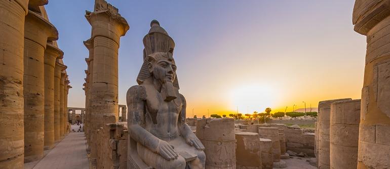 Viaje a Luxor