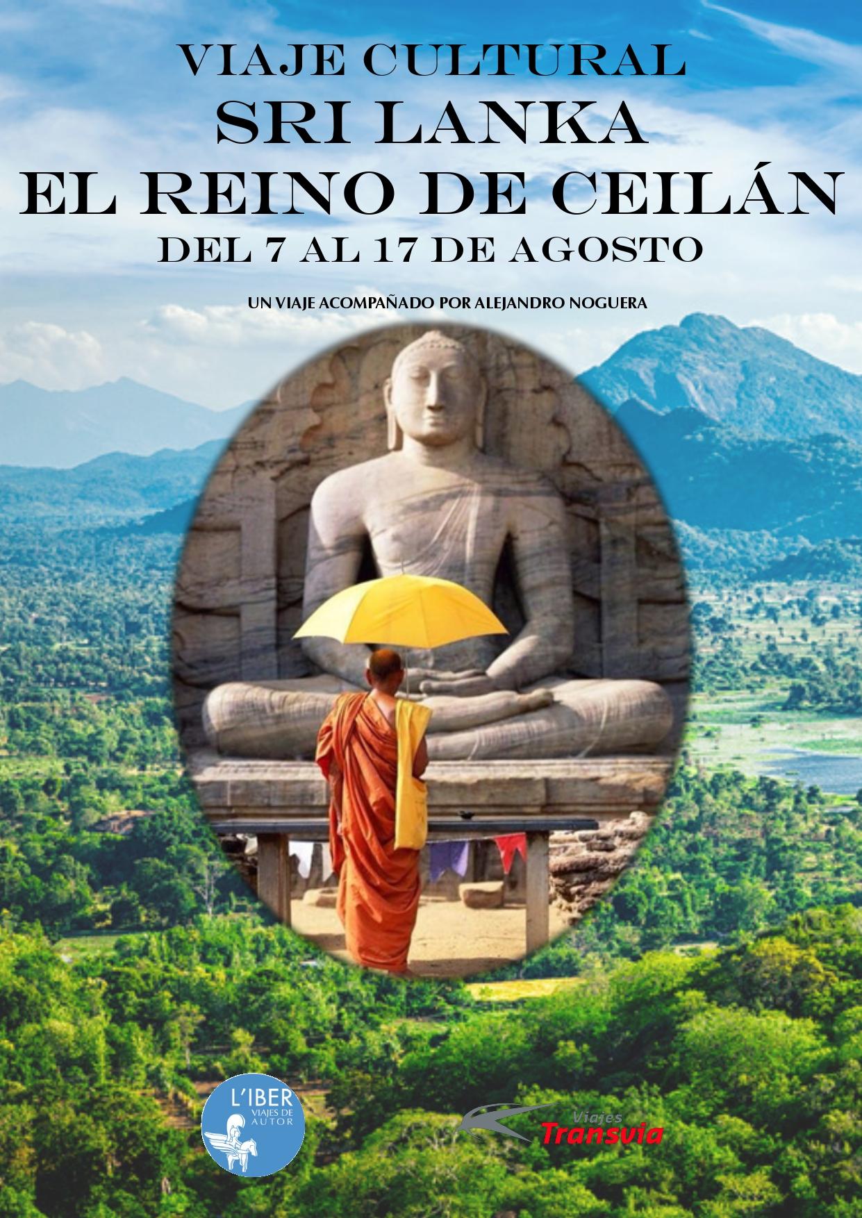 Viaje cultural a Sri Lanka