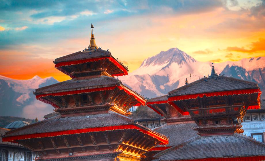 Templo Nepal L'Iber Viajes de Autor Museo