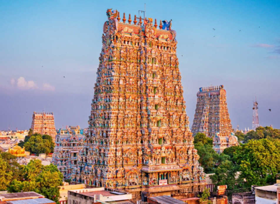 Templo Sur India L'Iber viajes de autor