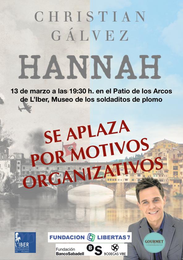 Hanna en Liber