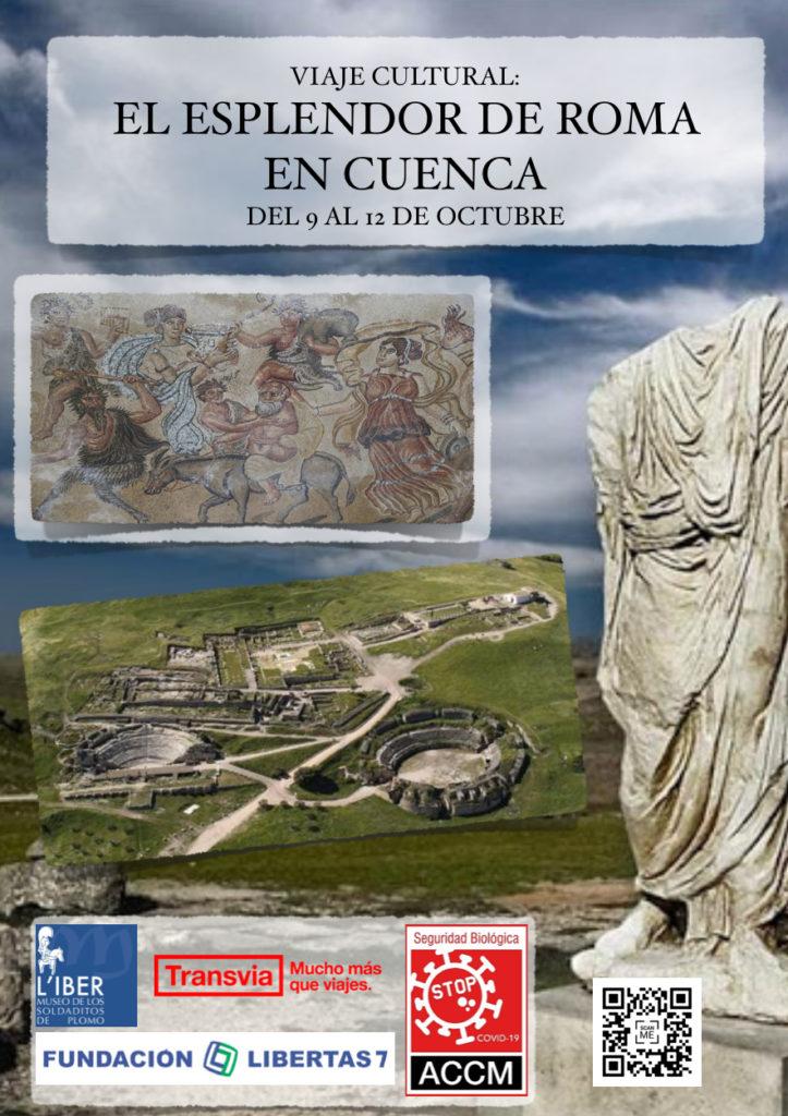 EL ESPLENDOR DE ROMA EN CUENCA