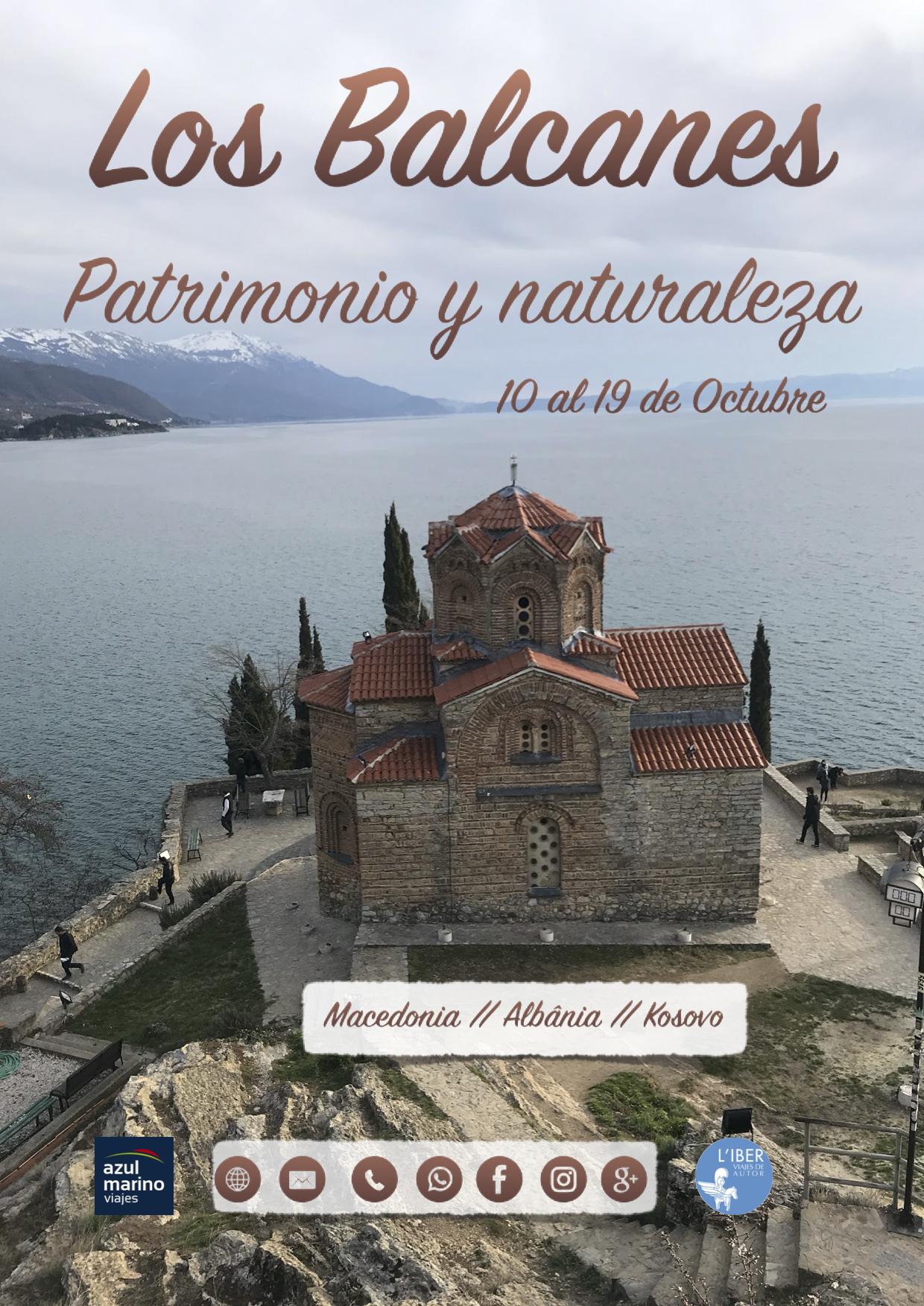 Viaje Cultural  los Balcanes: patrimonio y naturaleza