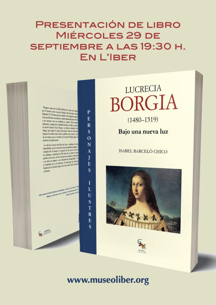 Presentación Lucrecia Borgia