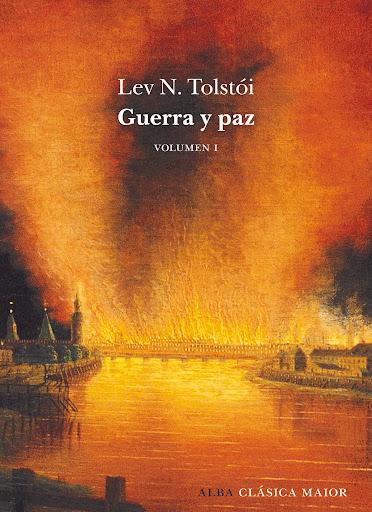 """Club de lectura """"Guerra y Paz"""" de León Tolstoi"""