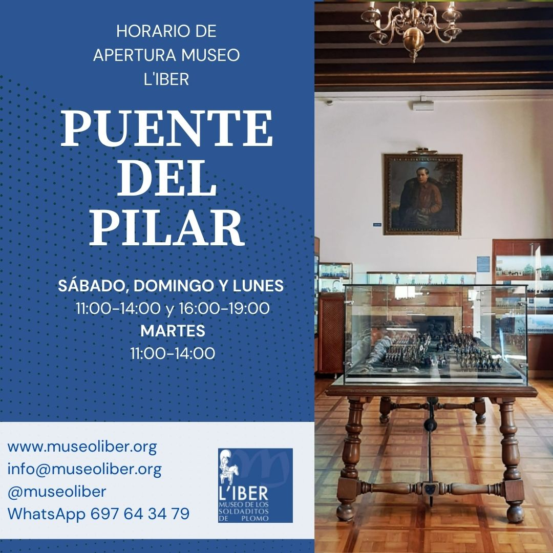 Horario de apertura Puente del Pilar